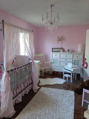 Little Princess Zoë's Nursery