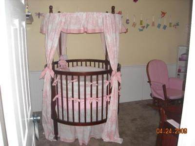 Princess Butterflies Nursery